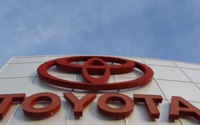 Toyota jadi Merek Otomotif Terbaik Tahun Ini
